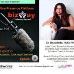 Episode 9: Bizway- An Online Presence Platform Talk Show Presents Entrepreneur Bindu Babu's Wow Story
