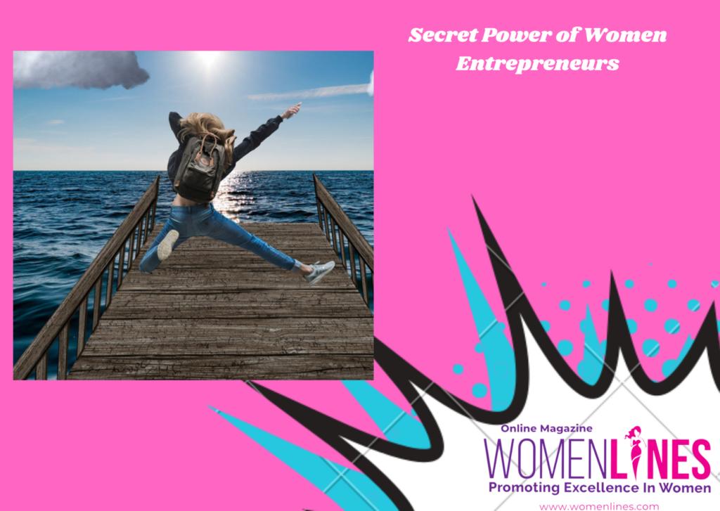 TEDx Talks- Secret Power of Women Entrepreneurs: Sage Lavine