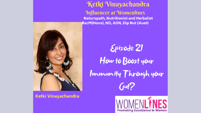 How to Boost Your  Immunity Through Your Gut?