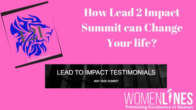 Lead 2 Impact Summit