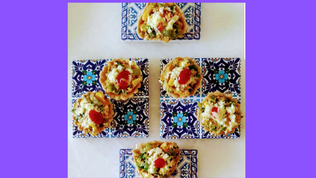 Healthy Recipies for Healthy You- Wheat Flour Tarts