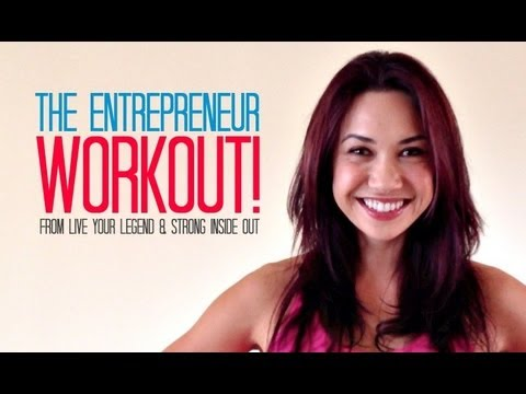 Ultimate 5 Mins Whole Body Work Out for Entrepreneurs