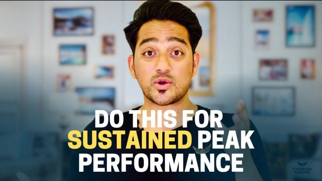Peak Performance Secrets Exposed