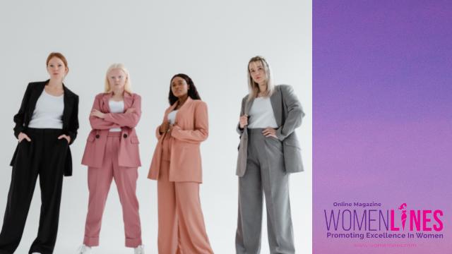 women's business attire